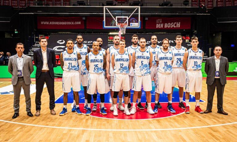 Ηρακλής: Κόντρα στην Άνβιλ στο FIBA Europe Cup