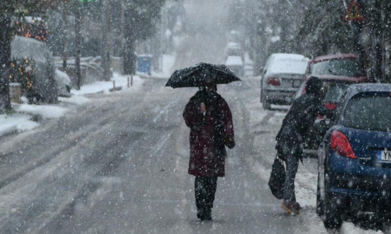 Καιρός Αρναούτογλου – ΧΑΜΟΣ με τη Μήδεια: Εκεί θα δούμε χιόνια!