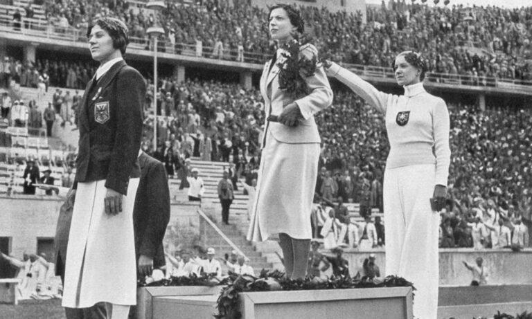 Έλεν Μάγιερ: Η Εβραία ξιφομάχος που εκπροσώπησε τη Ναζιστική Γερμανία