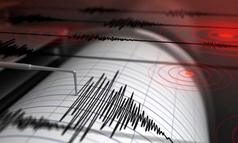 Μυτιλήνη: Νέος σεισμός μεγέθους 4,8 ρίχτερ!