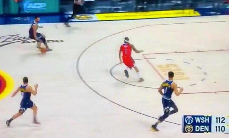 Νάγκετς-NBA: Επίθεση για… κλάματα στοίχισε ολόκληρο το ματς (vid)