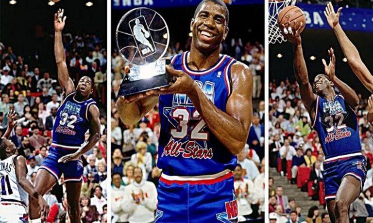 Σαν Σήμερα: Επιστρέφει ο Μάτζικ Τζόνσον στο All Star Game του 1992