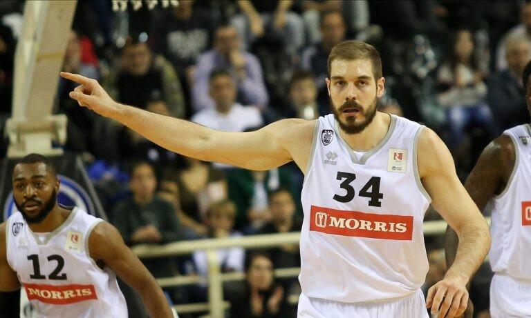 Την πρώτη του προπόνηση στον Ηρακλή έκανε ο Θανάσης Σκουρτόπουλος αμέσως μετά την επιστροφή από τη Ρίγα μόνο που δεν ήταν το μόνο νέο πρόσωπο.