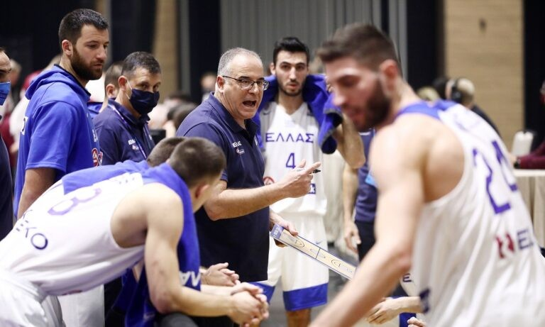 Ο Ομοσπονδιακός Προπονητής, Θανάσης Σκουρτόπουλος έκανε τον απολογισμό της πορείας της Εθνικής ομάδας στα προκριματικά για το Ευρωμπάσκετ ενώ μίλησε και για το σχεδιασμό που είχε γίνει.
