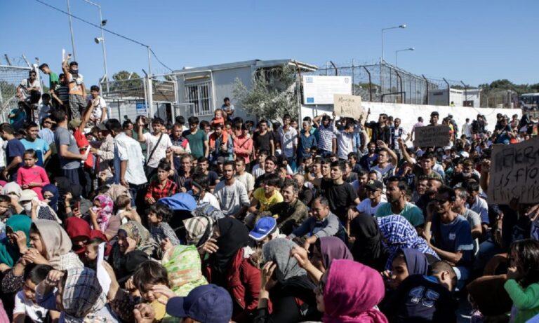 Εύβοια: Για μία ακόμη φορά λαθρομετανάστες προκαλούν σοβαρά επεισόδια και καταστροφές σε μια περιοχή της χώρας, αυτή τη φορά στην Αμάρυνθο.