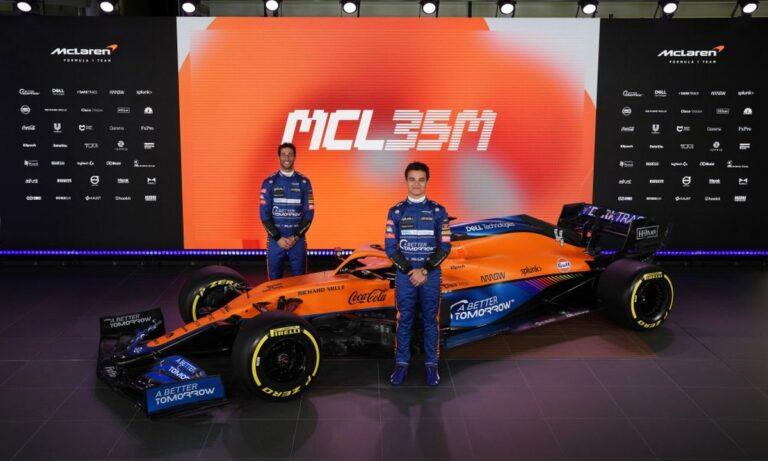 McLaren: Παρουσίασε το νέο μονοθέσιο για το φετινό πρωτάθλημα της Formula 1