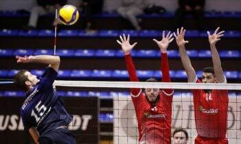 Φίλιππος - ΟΦΗ 3-0 σετ: Την τέταρτη νίκη του σε οκτώ αγώνες στο πρωτάθλημα Volley League σημείωσε ο Φίλιππος Βέροιας!