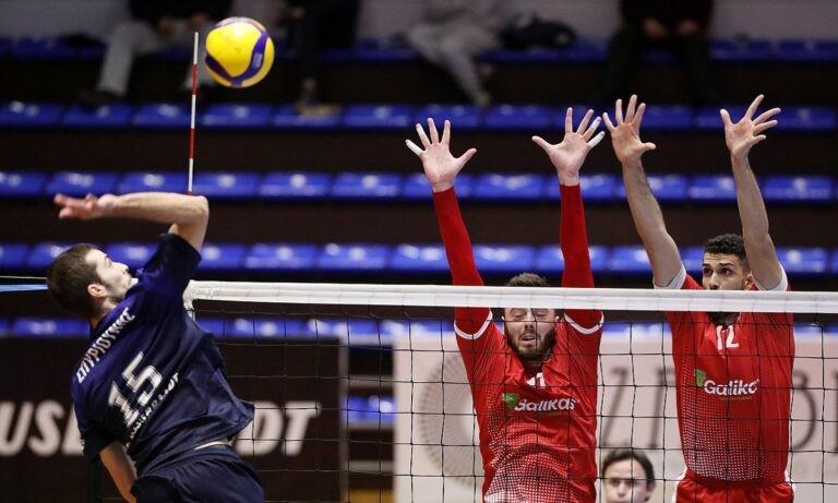 Φίλιππος – ΟΦΗ 3-0 σετ: Τεράστια νίκη για την ομάδα της Βέροιας