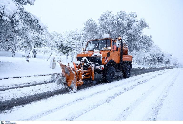 Χιονιάς: Καμία ειδοποίηση από το 112 παρόλο που πάγωσε η χώρα από τη Μήδεια!