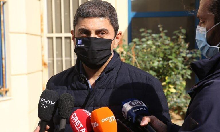 Λευτέρης Αυγενάκης: Τώρα καταλάβαμε τι εννοούσε όταν έλεγε πως δεν θα ψηφίσουν ούτε τα μισά σωματεία…