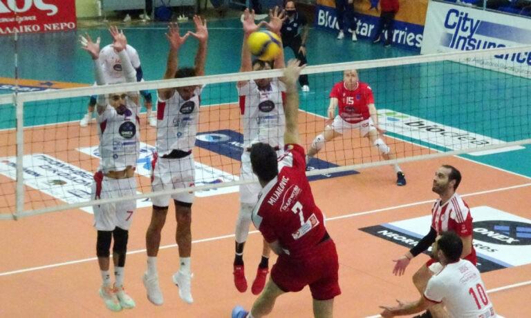 Volley League: Αγωνιστική με σούπερ ντέρμπι κορυφής – Το πρόγραμμα