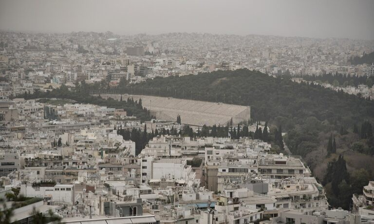 Γάλλοι επιστήμονες: Ραδιενεργή η σκόνη από Αφρική σε Ελλάδα και χώρες της Μεσογείου στις 10 Φεβρουαρίου