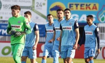 Ατρόμητος-Αστέρας Τρίπολης: Σέντρα στις 17:15 στο «Δημοτικό στάδιο Περιστερίου», στο πλαίσιο της 25ης αγωνιστικής της Super League.