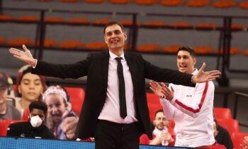 Γιώργος Μπαρτζώκας- Ολυμπιακός