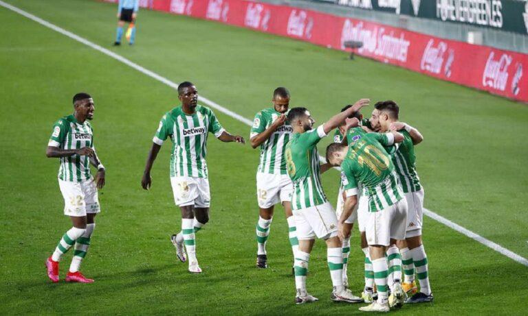 Μπέτις – Οσασούνα 1-0: Τέταρτη σερί νίκη και φουλ για Ευρώπη (vid)