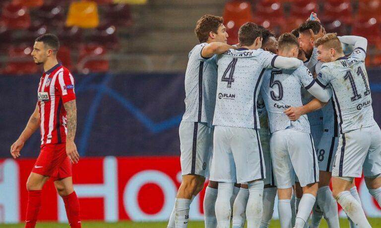 Champions League: To πλεονέκτημα της Τσέλσι στην ρεβάνς με την Ατλέτικο