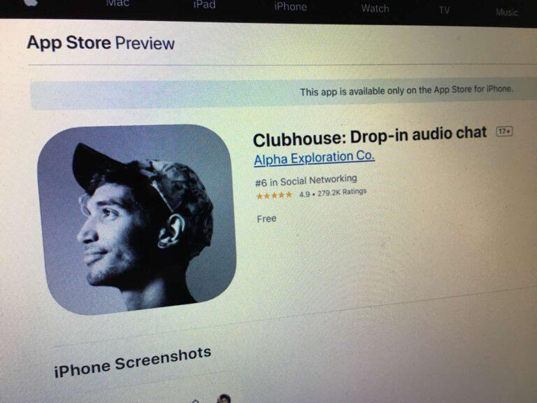 Clubhouse: Η εφαρμογή που σε κάνει να κολλήσεις!