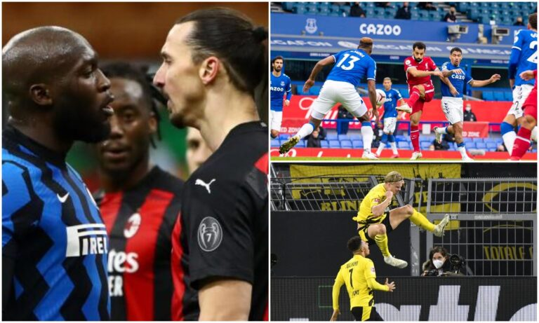 Football Europe: Σαββατοκύριακο γεμάτο ντέρμπι – Tρεις ιστορικές κόντρες