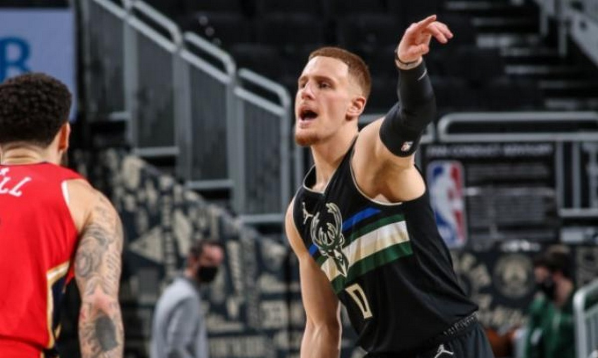 NBA-Ντιβιντζένζο: Η ασίστ της… χρονιάς (vid)