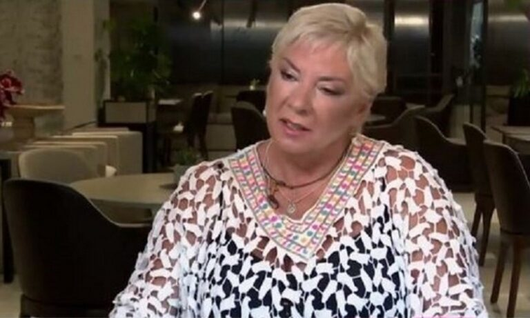 Δήμητρα Λιάνη – Παπανδρέου: «Με παρενόχλησαν σεξουαλικά αλλά το αντιμετώπισα» (vid)