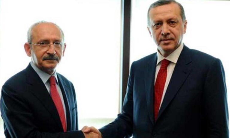 Άγρια κόντρα στην Τουρκία: Αγωγή Ερντογάν κατά Κιλιτσντάρογλου – «Είσαι αναιδής τύπος»
