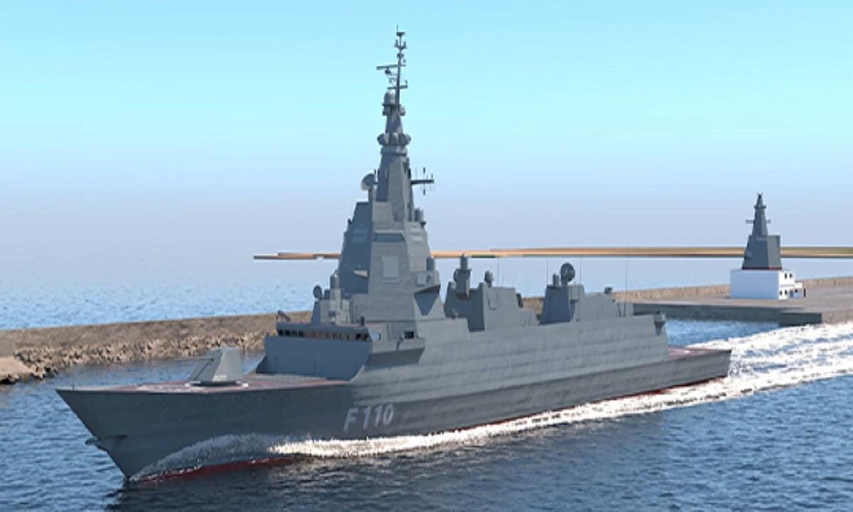 Φρεγάτες: Και ξαφνικά οι Αμερικανοί προτείνουν τις ισπανικές F-110 Κωνσταντινούπολη