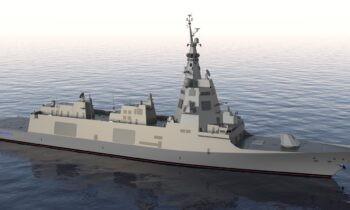 Φρεγάτες: Η πρόταση για τις F-110 της ισπανικής Navantia προωθείται από το υπουργείο Ανάπτυξης με την εταιρεία ONEX να αναλαμβάνει τη ναυπήγηση ως «πακέτο» με τα Ναυπηγεία Ελευσίνας.