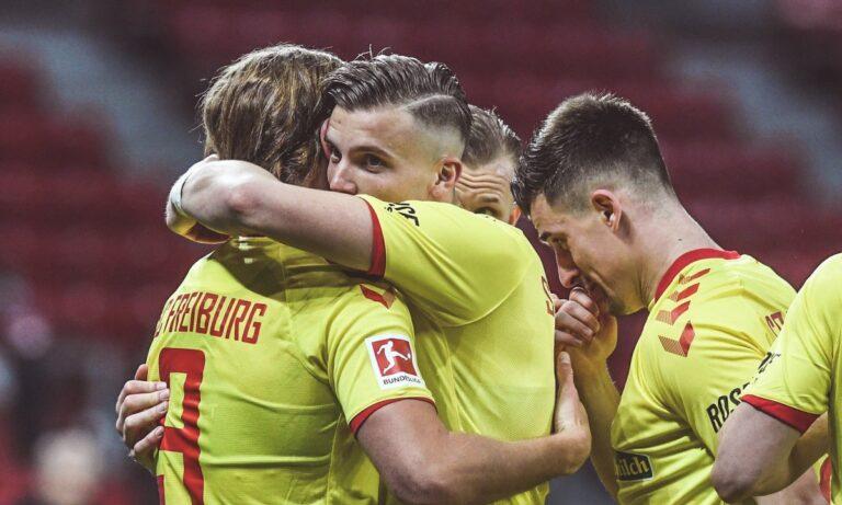Bundesliga: «Διπλό» Ευρώπης η Φράιμπουργκ (vid)