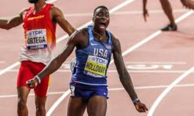 Νέο παγκόσμιο ρεκόρ ο Χάλογουεϊ στα 60μ εμπόδια με 7.25!