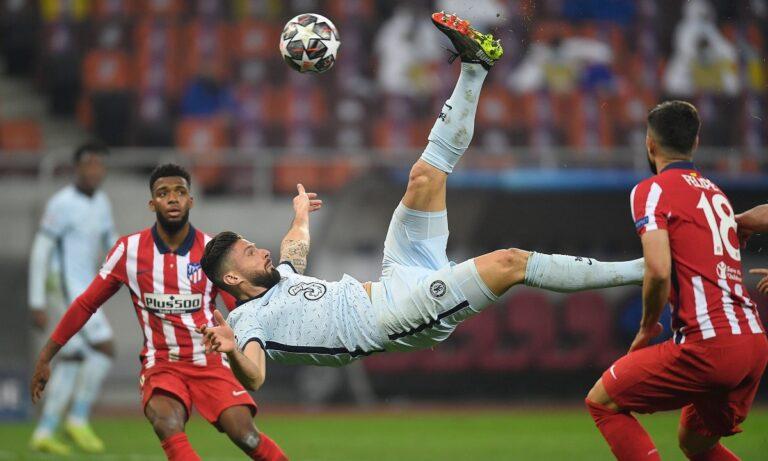 Ατλέτικο Μαδρίτης – Τσέλσι 0-1: Προβάδισμα πρόκρισης με γκολάρα