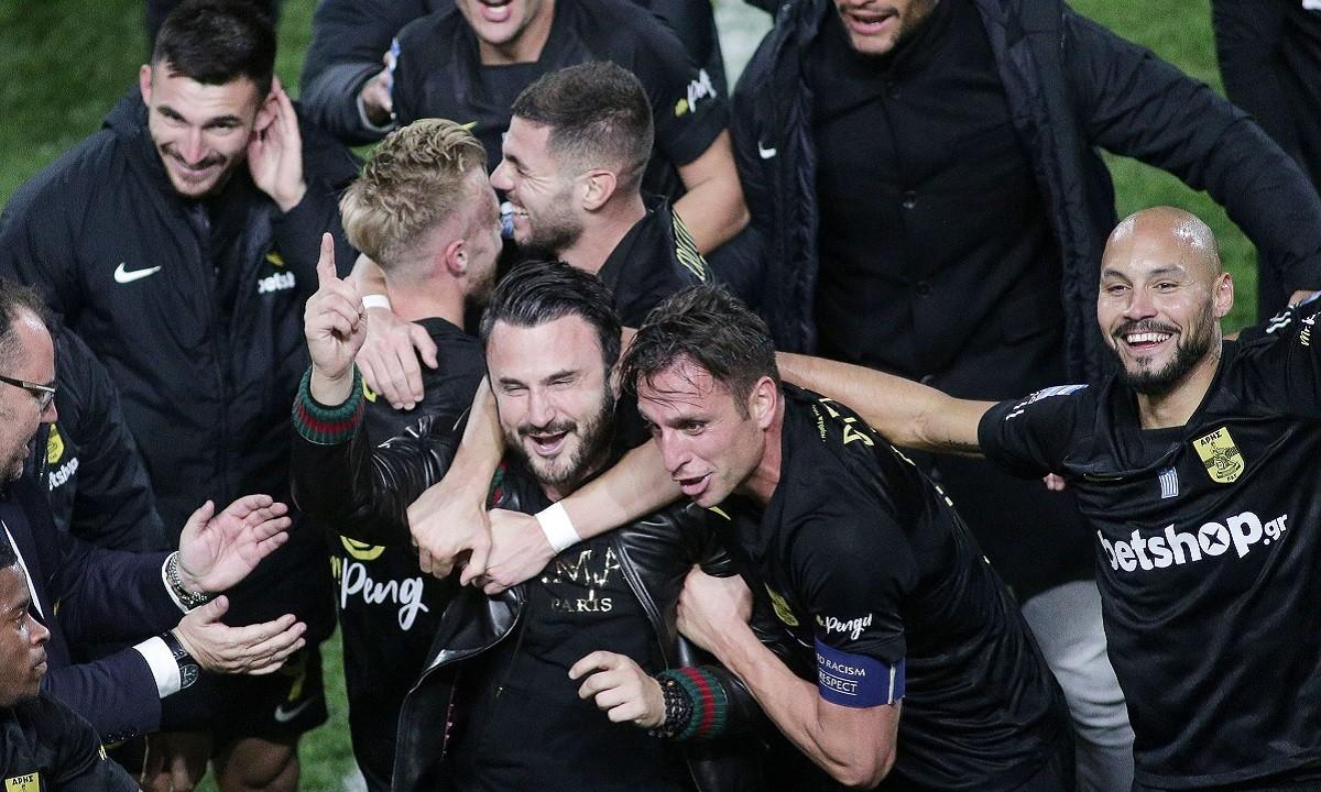Άρης: Που να οδηγούσε και στο Champions League η δεύτερη θέση…