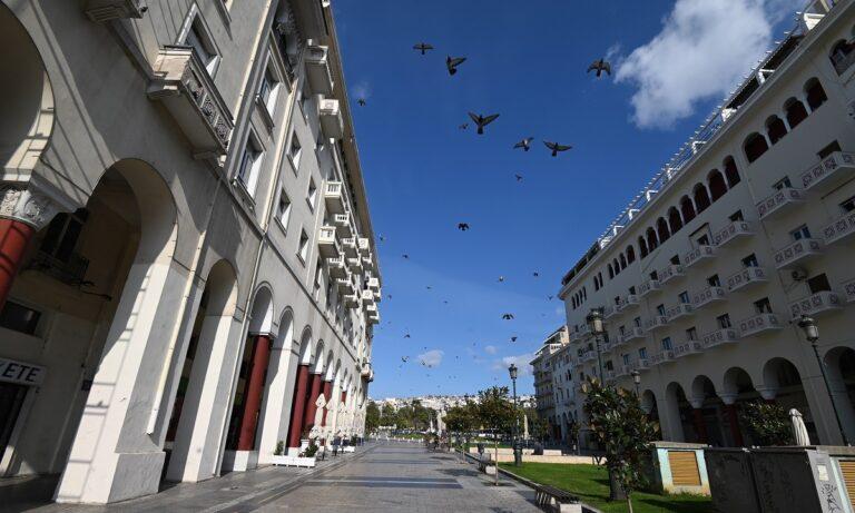 Κορονοϊός – Θεσσαλονίκη: Πλησιάζει το «σκληρό» lockdown – Από τι θα εξαρτηθεί