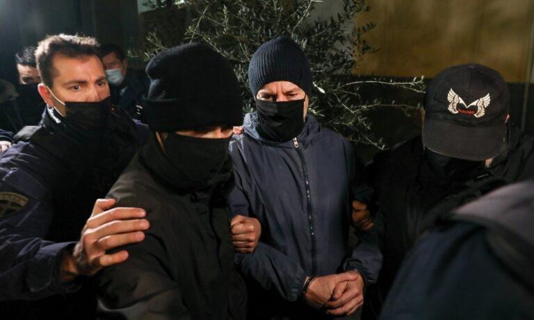 Λιγνάδης: Αυτοί είναι οι συγκρατούμενοί του στις φυλακές Τρίπολης (vid)