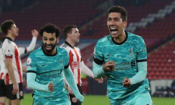 Σέφιλντ Γιουνάιτεντ - Λίβερπουλ 0-2: Επιτέλους νίκη