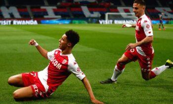 Παρί Σεν Ζερμέν - Μονακό 0-2: Ζόρια για τους πρωταθλητές