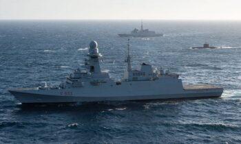 Ελληνοτουρκικά: Οι ΗΠΑ και η Γαλλία αναζητούν ρωσικά υποβρύχια στη Μεσόγειο με... δικαιολογία την μεγάλη άσκηση Dynamic Manta.