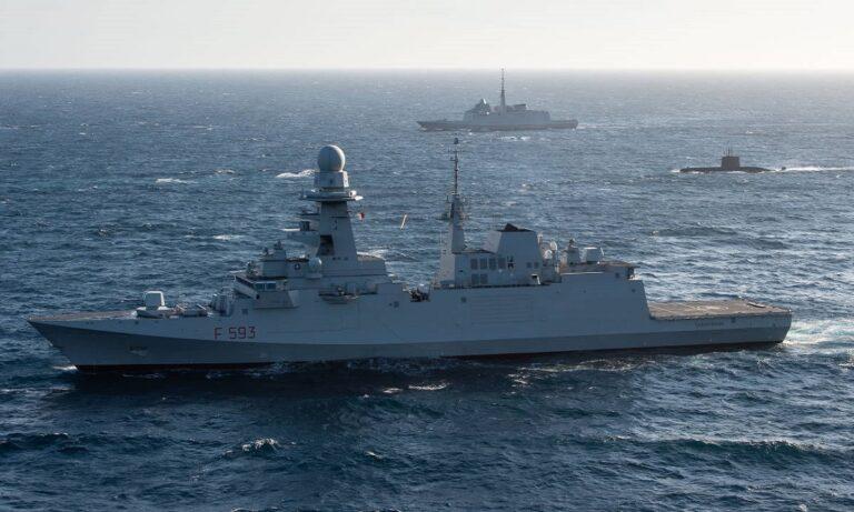 Ελληνοτουρκικά: ΗΠΑ και Γαλλία αναζητούν ρωσικά υποβρύχια στη Μεσόγειο