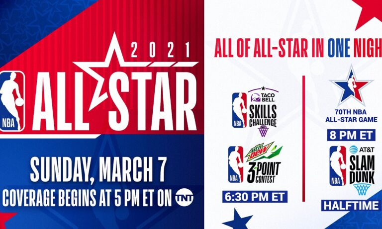 NBA: Επίσημα στις 7 Μαρτίου το All Star Game στην Ατλάντα