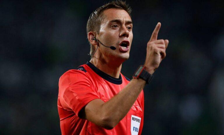 Ολυμπιακός- Europa League: Ο Τουρπέν θα σφυρίζει κόντρα στην Αϊντχόφεν