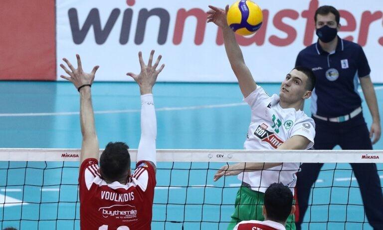 Volley League: Αναβάλλεται το ντέρμπι Παναθηναϊκός – Ολυμπιακός