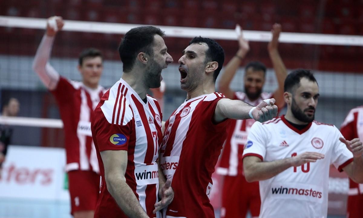 Ολυμπιακός – Παναθηναϊκός 3-0: Με σούπερ Φρομ βάφτηκε «ερυθρόλευκο» το ντέρμπι (vids)