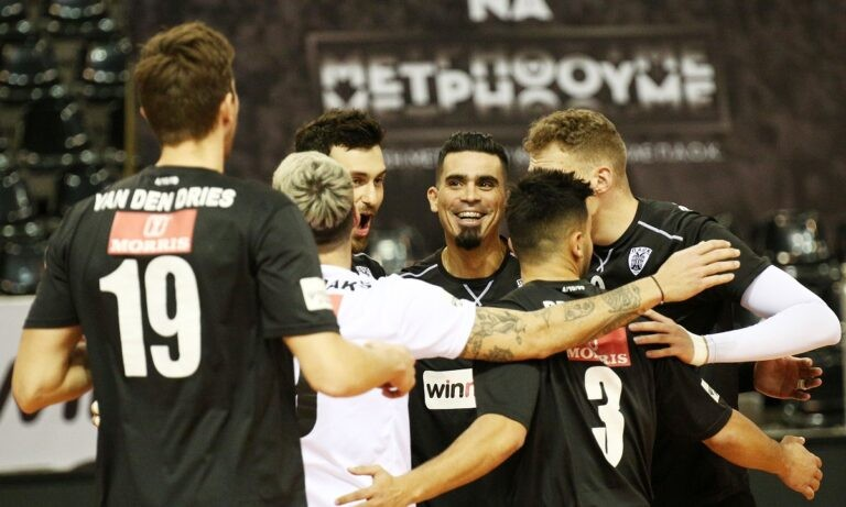 ΠΑΟΚ – ΟΦΗ 3-1: Αγχώθηκε αλλά νίκησε με σούπερ Βαν ντε Ντρις (vid)