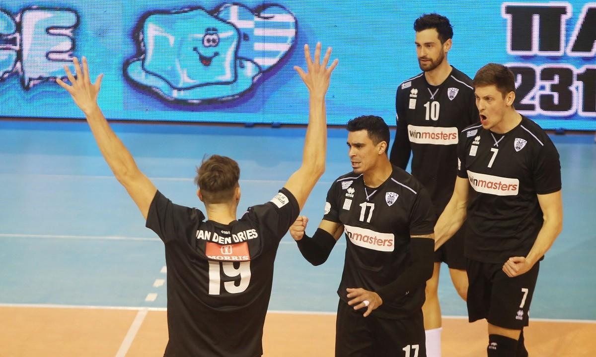 Volley League: Αγωνιστική με προβλήματα και αναβολές – Όλο το πρόγραμμα