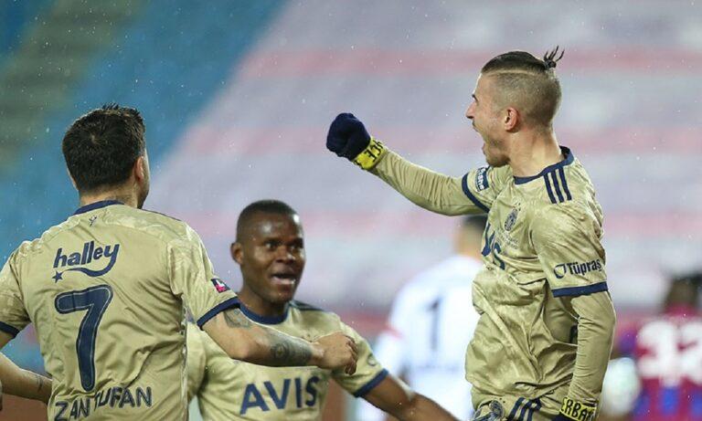Πέλκας: Έδωσε τη νίκη στη Φενέρμπαχτσε με τρομερό γκολ (vid)