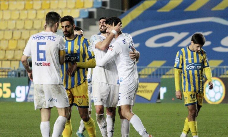 Bαθμολογία Super League: Πήρε… ανάσα ο ΠΑΣ Γιάννινα – Κινδυνεύει ο Παναιτωλικός