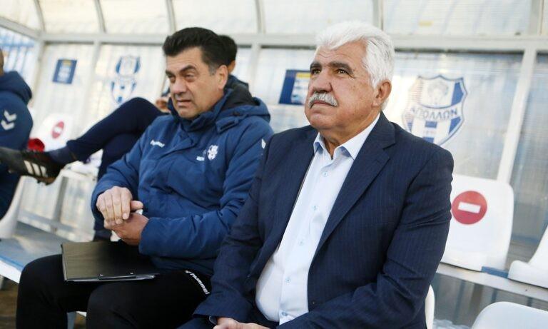 Γκουτσίδης: «Να δούμε όλοι τι λάθη κάνουμε»