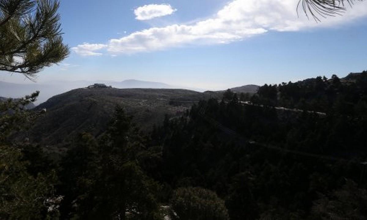 Πάρνηθα-Ορειβάτης