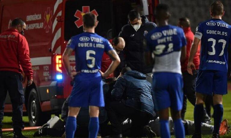 Πόρτο: Ανατριχιαστικός τραυματισμός του Νανού – Σε σοκ οι παίκτες! (vids)