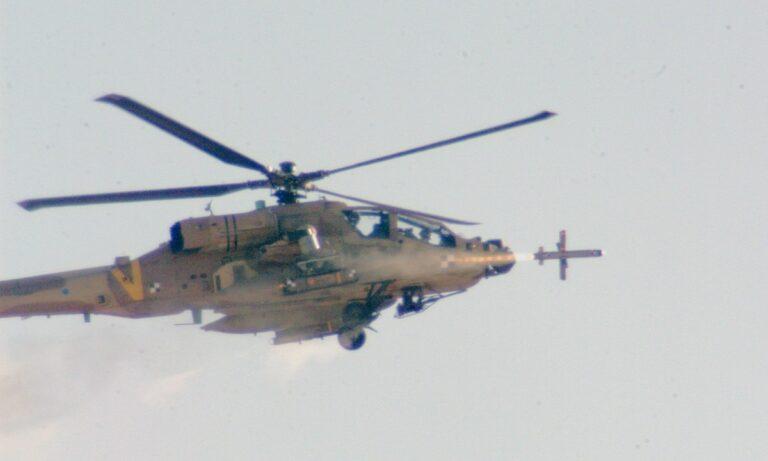 Ένοπλες Δυνάμεις: Η Ελλάδα με Spike NLOS στα Apache κλείδωσε τον Έβρο