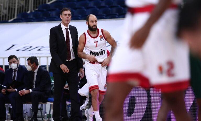Euroleague: Σπανούλης και Σλούκας αποθέωσαν τον Μπαρτζώκα
